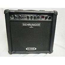 Behringer V-TONE GMX110 Guitar Combo Amp
