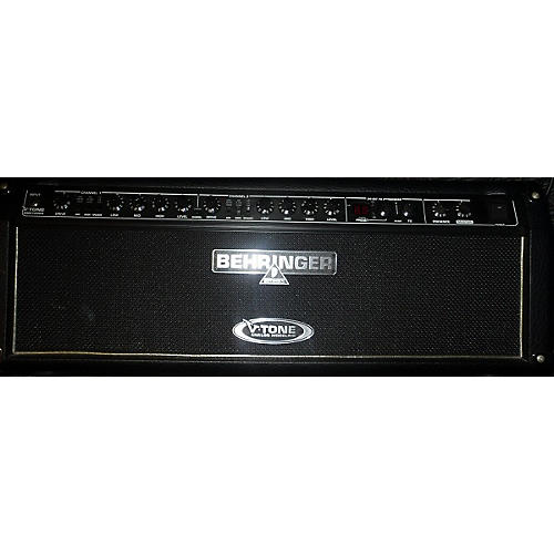 Behringer V-Tone GMX1200H Solid State Guitar Amp Head-thumbnail