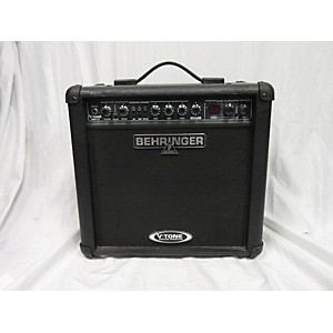 Pre-owned Behringer V-Tone GMX1200H Solid State Guitar Amp Head by Behringer
