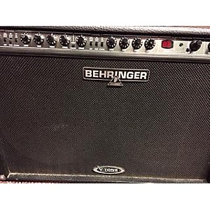 Pre-owned Behringer V-Tone GMX212 2X60 Watt Guitar Combo Amp