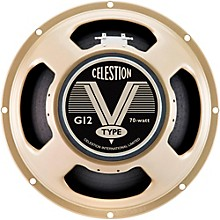 "Celestion V-Type 12"" 70W Guitar Amp Speaker Level 1 8 Ohm"