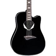 Dean V Wing Cutaway Dreadnought Acoustic-Electric Guitar
