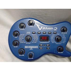 Pre-owned Behringer V-amp 2 Effect Processor