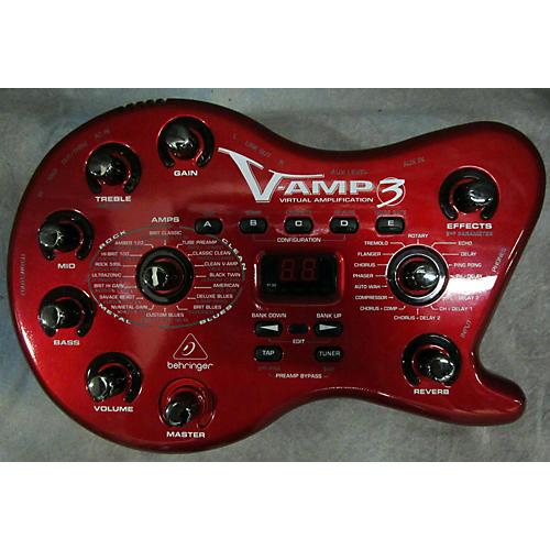 Behringer V-amp 3 Effect Processor