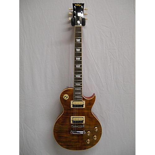 Vintage V100AFD Solid Body Electric Guitar