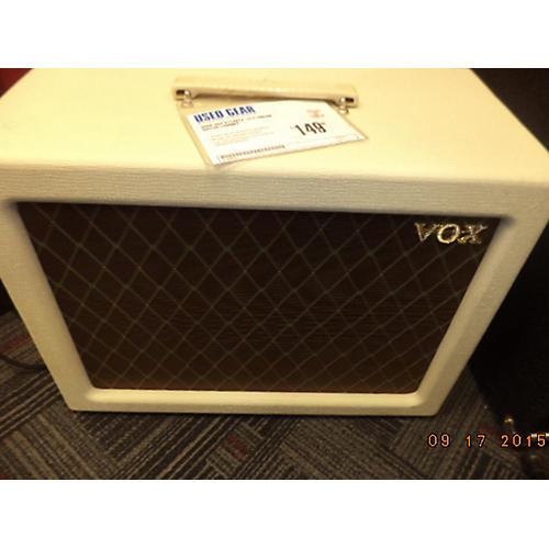 Vox V112HTV 1X12 Cream Guitar Cabinet-thumbnail