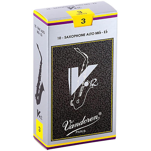 Vandoren V12 Alto Saxophone Reeds-thumbnail