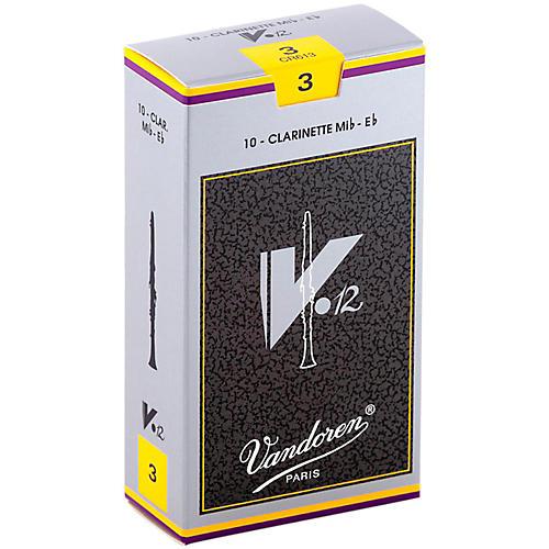 Vandoren V12 Series Eb Clarinet Reeds-thumbnail