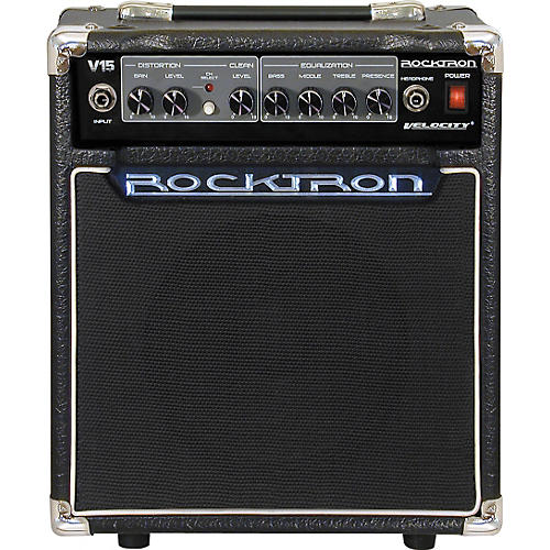 Rocktron V15 Velocity 15w 1x10 Combo Amp