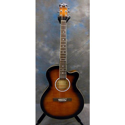 Ventura V15BRN Acoustic Guitar