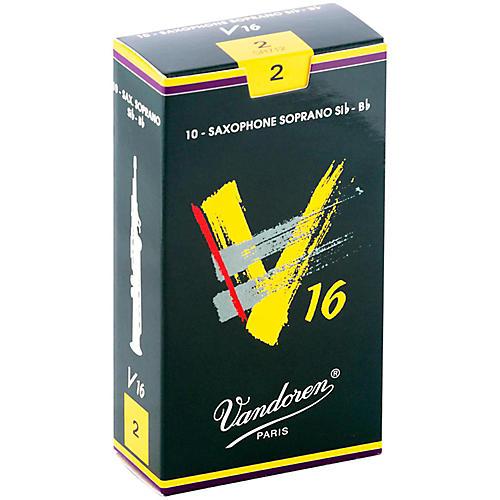 Vandoren V16 Soprano Saxophone Reeds-thumbnail