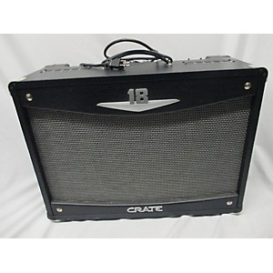 Pre-owned Crate V18 18W 1x12 Tube Guitar Combo Amp by Crate