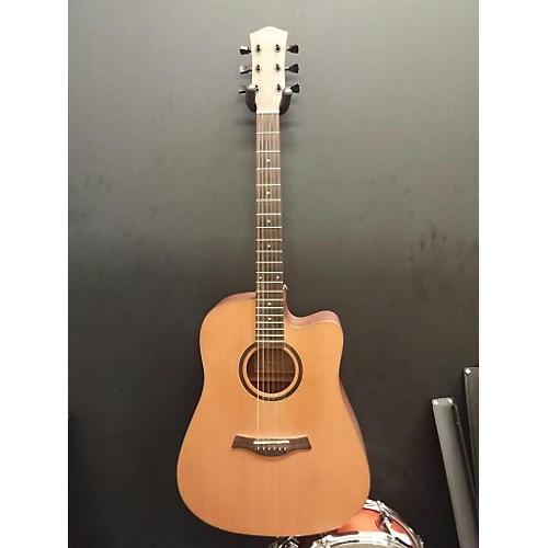 Ventura V19NAT Acoustic Electric Guitar-thumbnail