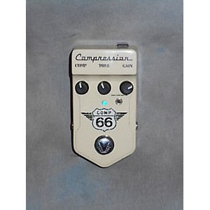 Pre-owned Visual Sound V2 Comp 66 Compression Effect Pedal by Visual Sound