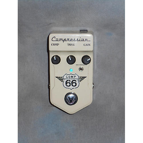 Visual Sound V2 Comp 66 Compression Effect Pedal-thumbnail