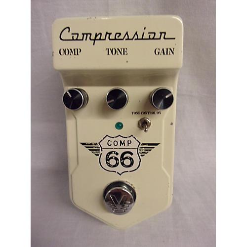 Visual Sound V2 Comp 66 Compression Effect Pedal