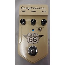 Visual Sound V2 Comp 66 Compression Effect Pedal