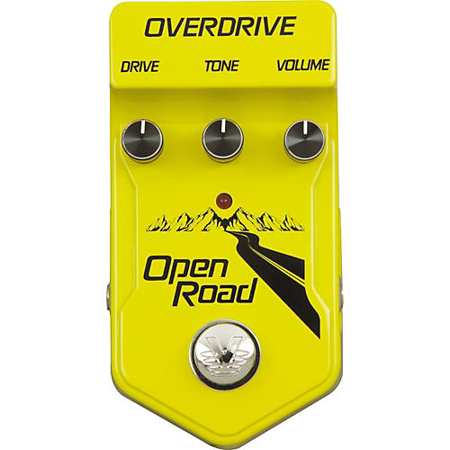 Visual Sound V2 Open Road Overdrive Guitar Effects Pedal