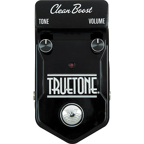 Visual Sound V2 Truetone Boost Guitar Effects Pedal-thumbnail