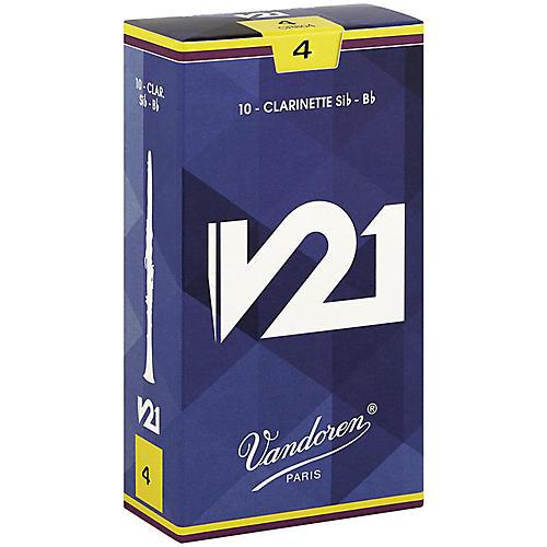 Vandoren V21 Bb Clarinet Reeds-thumbnail