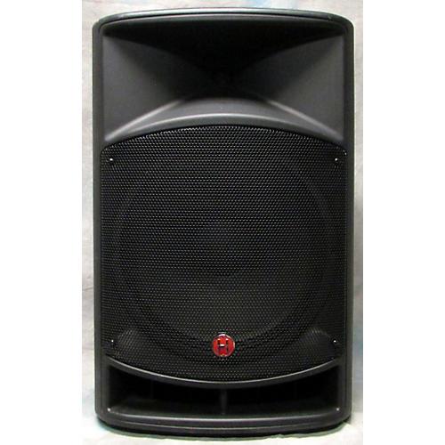 used harbinger v2115 powered speaker guitar center. Black Bedroom Furniture Sets. Home Design Ideas