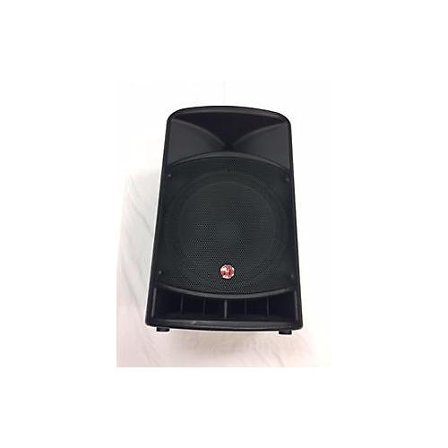 used harbinger v2115 powered speaker guitar center. Black Bedroom Furniture Sets. Home Design Ideas