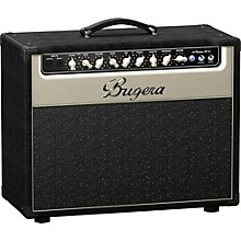 Bugera V22 22W 1x12 Tube Guitar Combo Amp Black