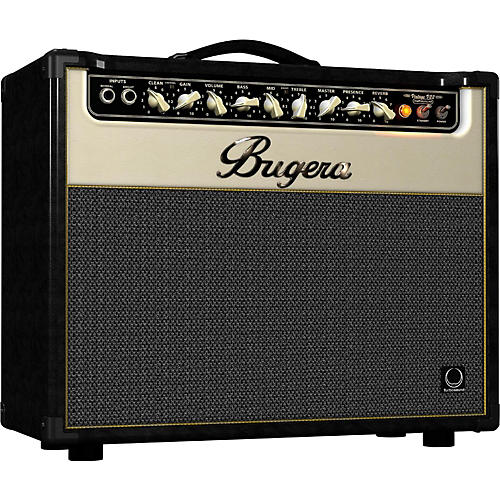 Bugera V22 Infinium 22W 1x12 All Tube Guitar Combo Amp-thumbnail