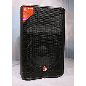 used harbinger v2212 powered speaker guitar center. Black Bedroom Furniture Sets. Home Design Ideas