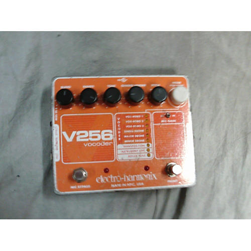 Electro-Harmonix V256 Vocoder Vocal Processor