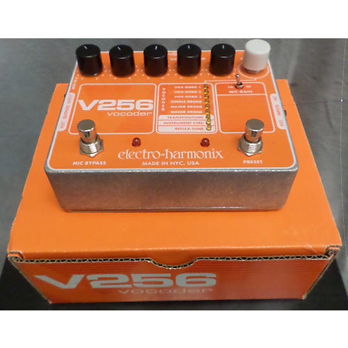 Electro-Harmonix V256 Vocoder Vocal Processor-thumbnail