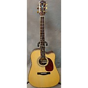 Ventura V25nat Acoustic Electric Guitar