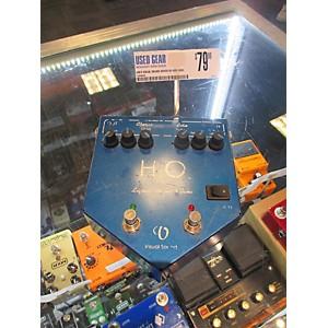 Pre-owned Visual Sound V2H2O V2 H2O Liquid Chorus Echo Effect Processor by Visual Sound
