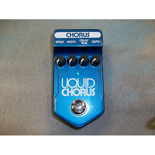 Visual Sound V2LC Liquid Chorus Effect Pedal-thumbnail