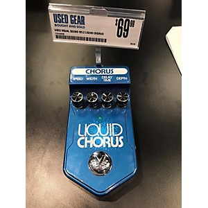 Pre-owned Visual Sound V2LC Liquid Chorus Effect Pedal by Visual Sound