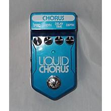 Visual Sound V2LC Liquid Chorus Effect Pedal