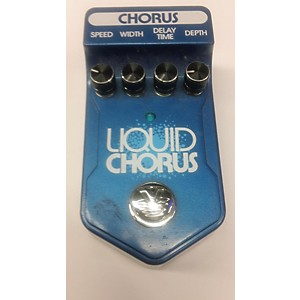 Pre-owned Visual Sound V2LC Liquid Chorus Effect Pedal by Visual Sound