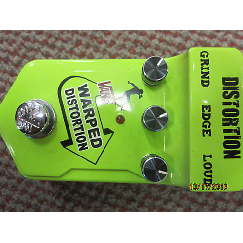 Visual Sound V2WD Effect Pedal-thumbnail