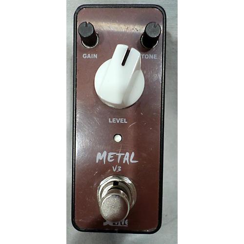 XVive V3 Metal Effect Pedal