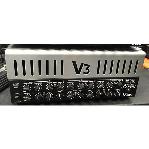 Carvin V3 Micro Tube Guitar Amp Head-thumbnail