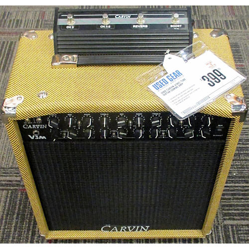 Carvin V3MC Tube Guitar Combo Amp