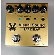 Visual Sound V3SD Single Tap Delay Effect Pedal