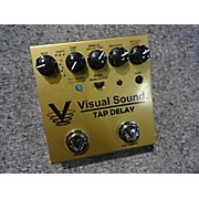 Visual Sound V3SD Single Tap Delay Effect Pedal