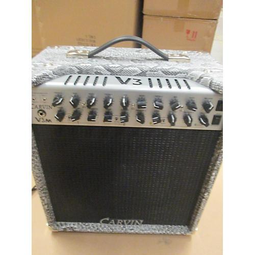 Carvin V3mc Snakeskin Tube Guitar Combo Amp