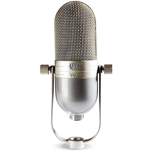 MXL V400 Dynamic Microphone in a Vintage Style Body-thumbnail