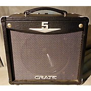 Crate V5 5W 1X5 Tube Guitar Combo Amp