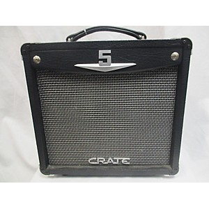Pre-owned Crate V5 5 Watt 1X5 Tube Guitar Combo Amp by Crate