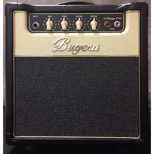Bugera V5 5W 1X8 Tube Guitar Combo Amp-thumbnail