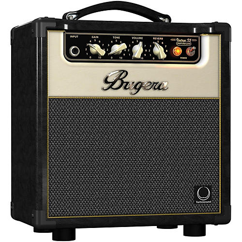 Bugera V5 Infinium 5W 1x8 All Tube Guitar Combo Amp-thumbnail