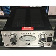 Avalon V5 Preamp DI Microphone Preamp